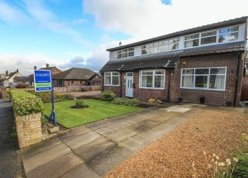 Thumbnail 5 bed detached house for sale in Pemberton Road, Winstanley, Wigan