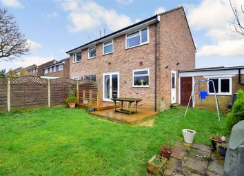 3 bed semi-detached house for sale in Woodlands Way, Southwater, West Sussex RH13