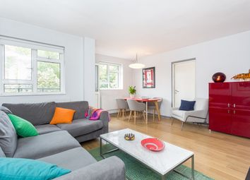 Thumbnail 3 bed flat to rent in Harrison Street, London