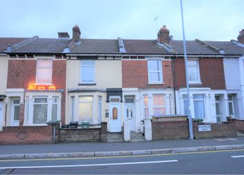 Thumbnail 4 bed terraced house to rent in Stamshaw Road, Portsmouth