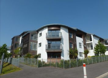 Thumbnail 2 bed flat to rent in Endeavour Court, Stoke, Plymouth