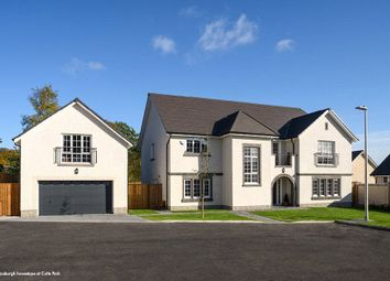 Thumbnail 5 bed detached house for sale in The Roxburgh, West Craigbank Gardens, Cults Park, Cults