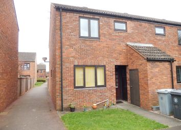 Thumbnail 3 bed end terrace house for sale in Black Prince Avenue, Market Deeping, Peterborough