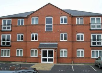 Thumbnail 2 bed flat to rent in Grants Yard, Burton On Trent, Staffordshire