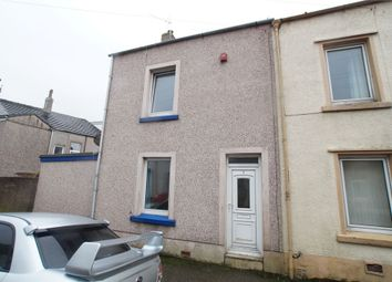 Thumbnail 2 bed end terrace house for sale in Penzance Street, Moor Row, Cumbria