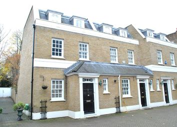 Thumbnail 3 bed detached house to rent in Rossetti Mews, St John's Wood, London
