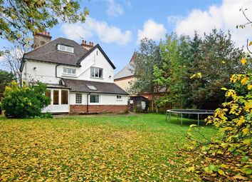 Thumbnail 5 bed detached house for sale in Queens Park Road, Caterham, Surrey