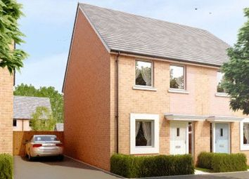 Thumbnail 2 bed semi-detached house for sale in Amesbury Road, Longhedge, Salisbury