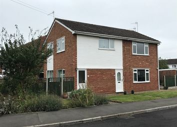Thumbnail 2 bed maisonette to rent in Chestnut Close, Hampton