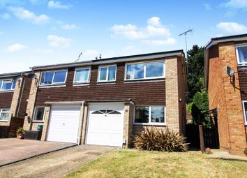 Thumbnail 3 bedroom semi-detached house for sale in Dudley Close, Colchester