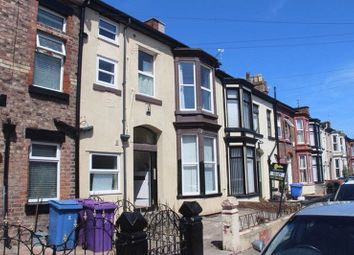 Thumbnail 1 bed flat to rent in Wellfield Road, Walton, Liverpool