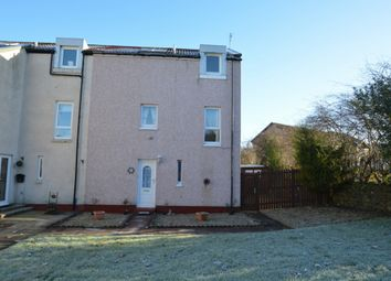 Thumbnail 3 bed town house for sale in Mains Wood, Erskine