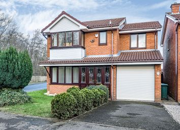 4 bed detached house for sale in Newcomen Drive, Tipton DY4