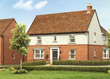 "Thumbnail 4 bed detached house for sale in ""Layton"" at Welland Close, Burton-On-Trent"