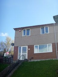 Thumbnail 3 bedroom end terrace house to rent in Sefton Avenue, Plymouth, Devon
