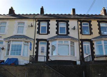 Thumbnail 3 bed terraced house for sale in Salisbury Terrace, Brithdir, New Tredegar