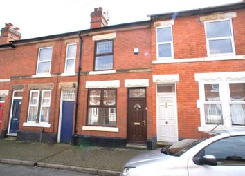 Thumbnail 2 bed terraced house to rent in Riddings Street, Derby