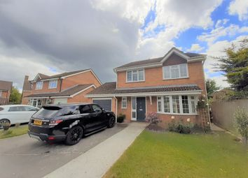 Thumbnail 4 bed detached house to rent in Were Close, Warminster