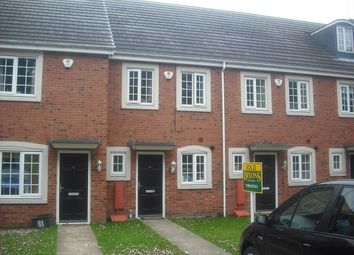 Thumbnail 2 bedroom town house to rent in Selbourne Road, Dudley