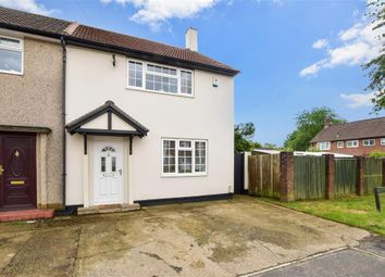 Thumbnail 2 bedroom end terrace house for sale in Preston Lane, Tadworth, Surrey