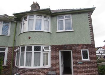 Thumbnail 3 bed semi-detached house to rent in Green Tops, Westmoreland Road, Douglas