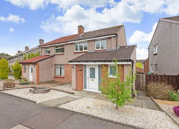 Thumbnail 3 bed semi-detached house for sale in 189 Rullion Road, Penicuik