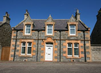 Thumbnail 4 bed detached house for sale in Moraysyde, 5 Stuart Street, Portessie, Buckie