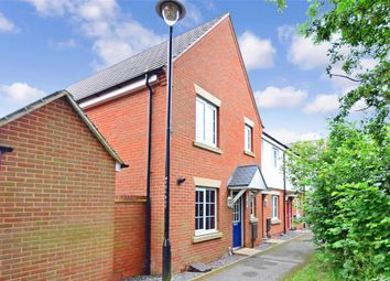 Thumbnail 3 bed end terrace house for sale in Tunbridge Way, Ashford, Kent