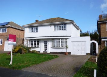 Thumbnail 3 bed detached house for sale in Harison Road, Seaford