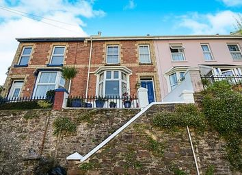 Thumbnail 3 bed terraced house for sale in Dartmouth, Devon, .