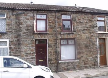 Thumbnail 3 bed terraced house for sale in Senghenydd Street, Treorchy, Rhondda Cynon Taff.