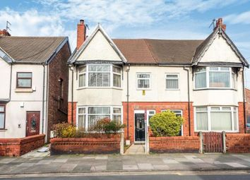Thumbnail 5 bed semi-detached house for sale in Oxford Road, Waterloo, Liverpool, Merseyside