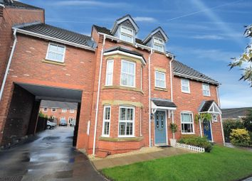 Thumbnail 3 bed end terrace house for sale in Bucklow Gardens, Lymm