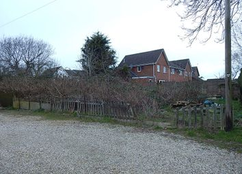 Thumbnail Land for sale in Land Off Brick Farm Lane, School Road, Drayton, Norwich