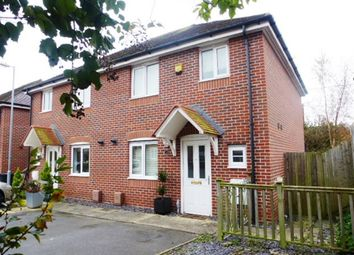 Thumbnail 3 bed semi-detached house for sale in Francis Copse, Colden Common, Winchester