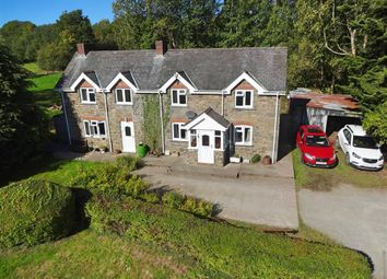 Thumbnail 3 bed cottage for sale in Old House, Aberhafesp, Newtown, Powys