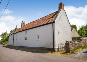 Thumbnail 4 bed detached house for sale in Front Street, Stone Allerton