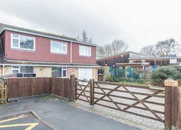 Thumbnail 5 bed semi-detached house for sale in School Close, Stoke Lodge, Bristol