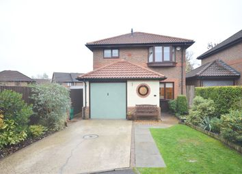 Thumbnail 3 bed detached house for sale in Big Barn Grove, Warfield, Bracknell