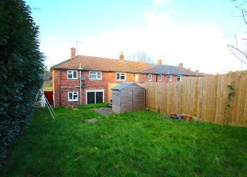Thumbnail 2 bed terraced house for sale in Hockley Farm Road, Leicester