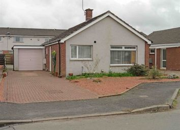Thumbnail 2 bed detached bungalow for sale in Macdiarmid Road, Heathhall, Dumfries