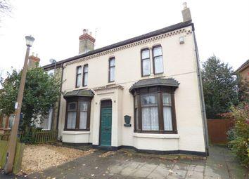 3 bed semi-detached house for sale in Princes Gardens, Peterborough, Cambridgeshire PE1