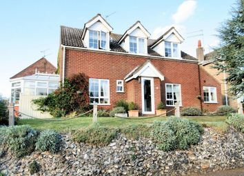 Thumbnail 4 bedroom detached house to rent in Broadlands, Syderstone, King's Lynn