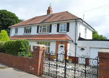 Thumbnail 3 bed semi-detached house for sale in Southward Lane, Langland, Swansea