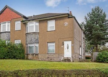 Thumbnail 3 bedroom flat for sale in Chirnside Road, Hillington, Glasgow