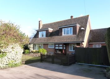 Thumbnail 3 bed detached house to rent in Bowling Green, Hanley Castle, Worcester