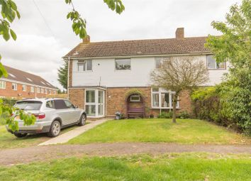 Thumbnail 4 bed semi-detached house for sale in Springhill Road, Grendon Underwood, Aylesbury