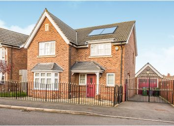 Thumbnail 4 bed detached house for sale in Lower Comball, Tipton