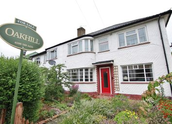 Thumbnail 2 bed maisonette for sale in Redesdale Gardens, Isleworth