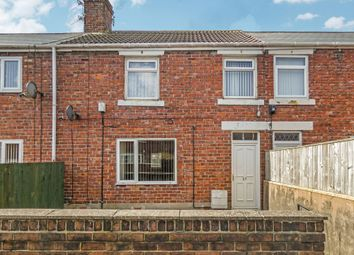 Thumbnail 3 bedroom terraced house to rent in Poplar Street, Ashington
